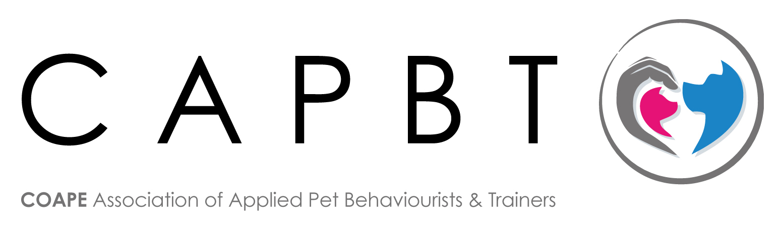 COAPE Association of Applied Pet Behaviourists & Trainers